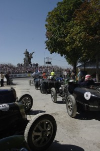 Circuit des Remparts à Angoulême