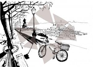 Angoulême - Vue des remparts