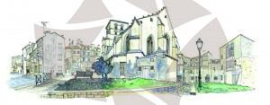Angoulême - Église saint André