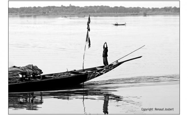 Ségou : exposition photographique au plan d'eau