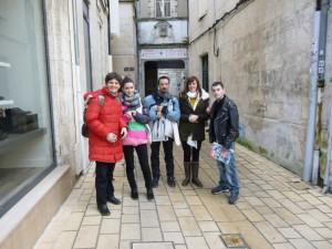 Visiteurs de Vitoria