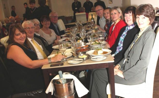 Une délégation d'Angoulême à Bury