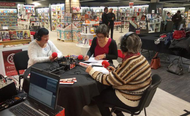 Interview du Comité des Jumelages par RCF Charente