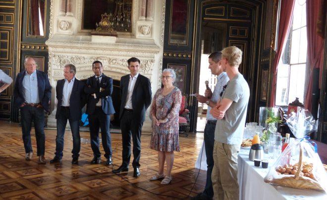 L'aéroclub d'Angoulême accueille ses homologues de Hildesheim
