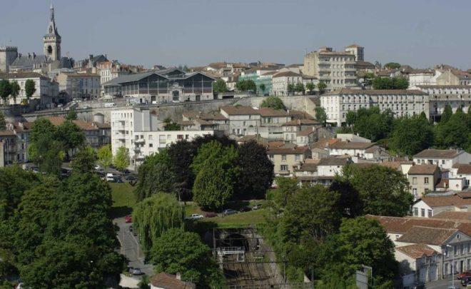 Un groupe de Hildesheim en visite à Angoulême
