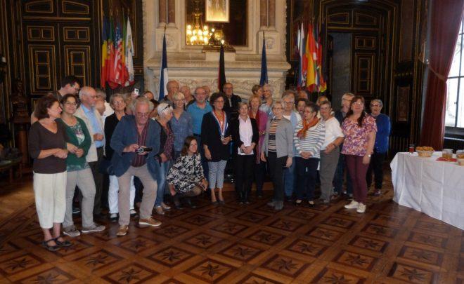 Retour sur le voyage du groupe de Hildesheim à Angoulême