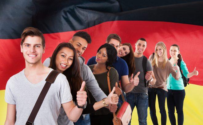 Echange de jeunes entre Angoulême et Hildesheim