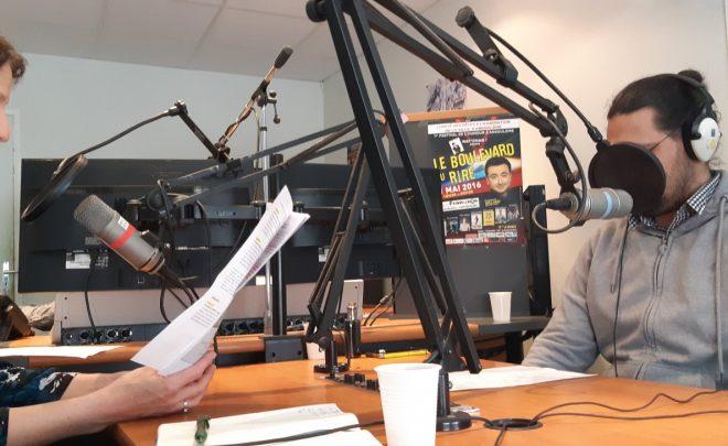 Le comité des jumelages sur Radio Attitude