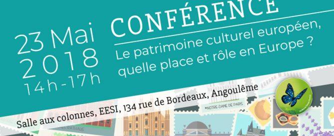 Joli Mois de l'Europe à Angoulême