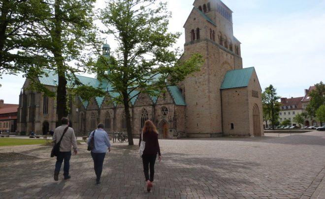 Rencontre entre les musées d'Angoulême et de Hildesheim