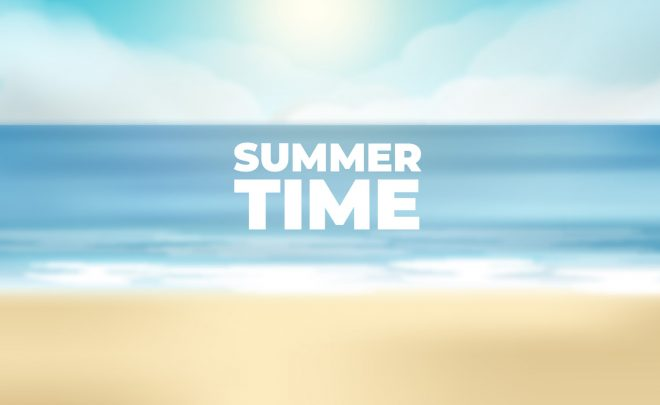Fermeture estivale 2019