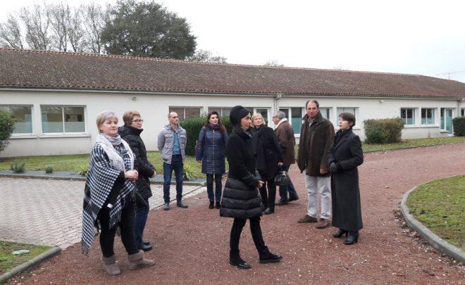 Le Lycée de l'Amandier nous ouvre ses portes