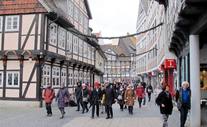 Retour sur le voyage à Hildesheim