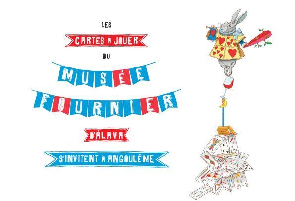 Les cartes à jouer de Vitoria toujours exposées à Angoulême