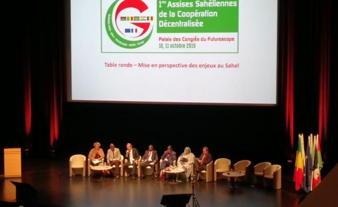 Participation aux Assises Sahéliennes de la Coopération Décentralisée
