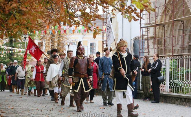 Fête médiévale de Turda