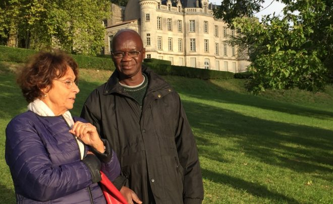 Séjour de Boubacar Keïta à Angoulême