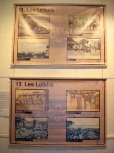 Comité des Jumelages Angoulême - Exposition Ségou Sikoro - Panneaux 11 et 12