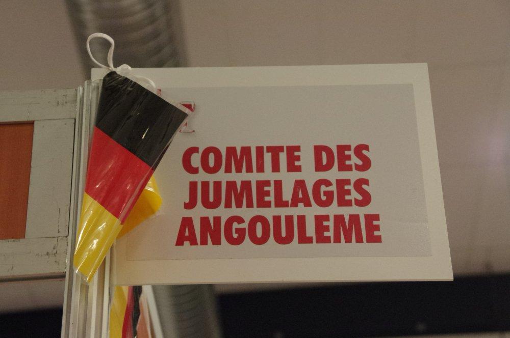 Foire Exposition d'Angoulême 2014