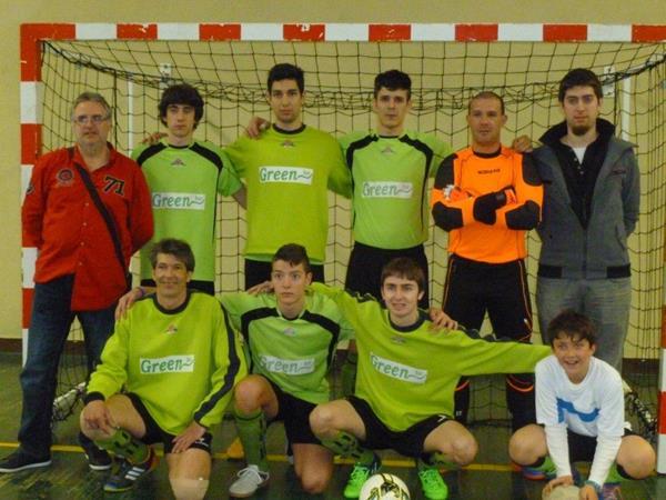 Vitoria Gasteiz participe au tournoi de futsal d'Angoulême