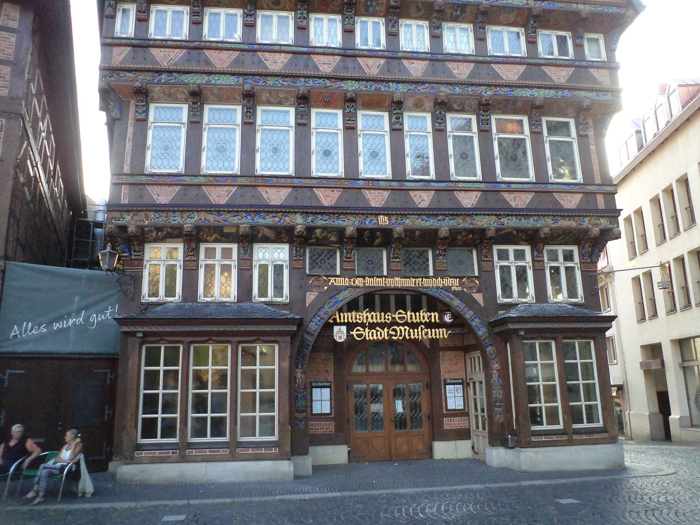 Echange de jeunes Angoulême – Hildesheim