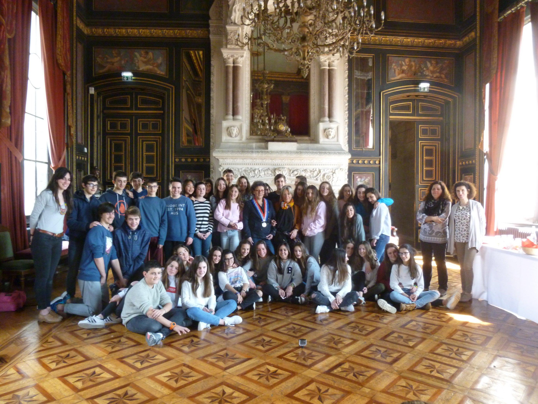 10e anniversaire – Appariement entre le collège Marguerite de Valois et l'Ikastola Olabide