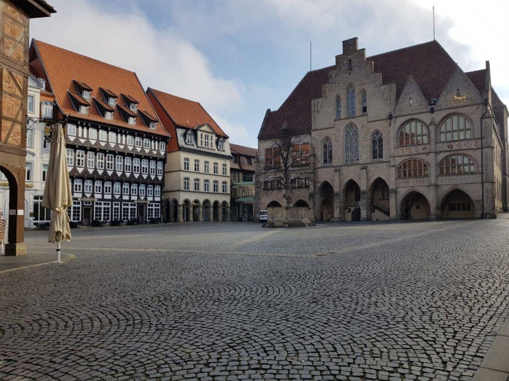 Crise sanitaire, des nouvelles de Hildesheim