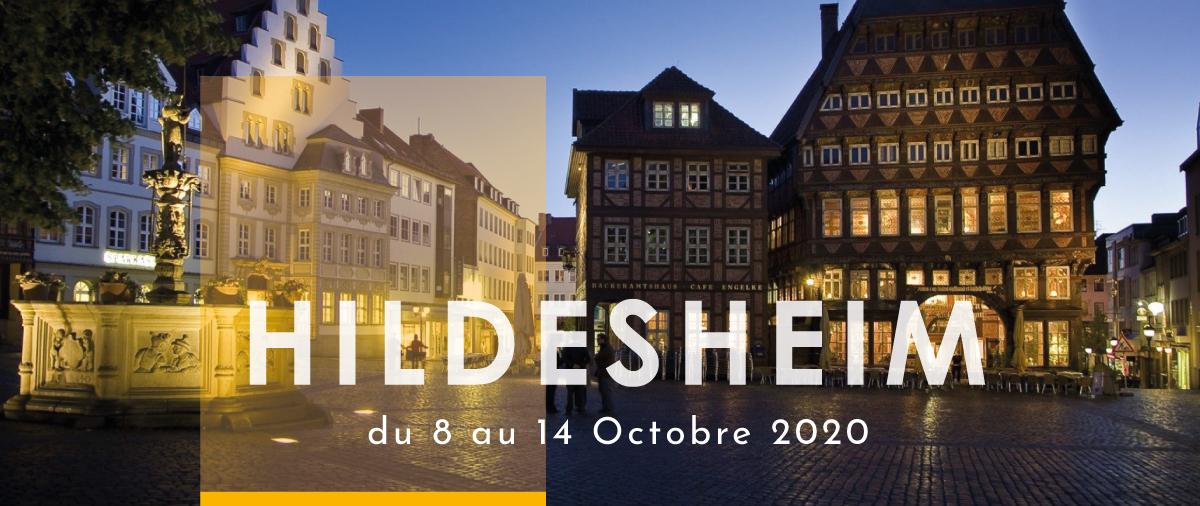 Voyage à Hildesheim en 2020