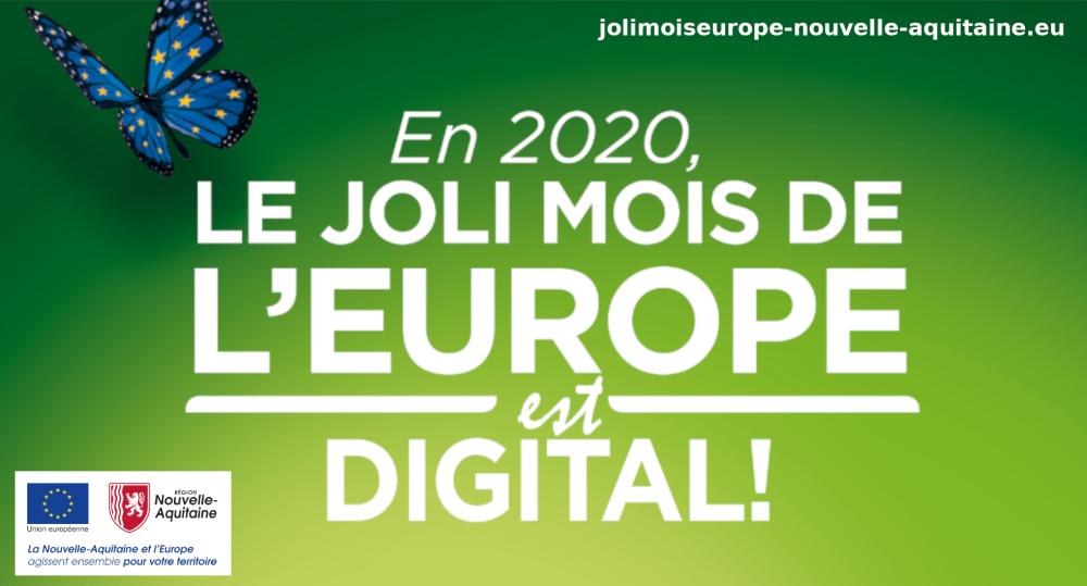 Une fête de l'Europe digitale